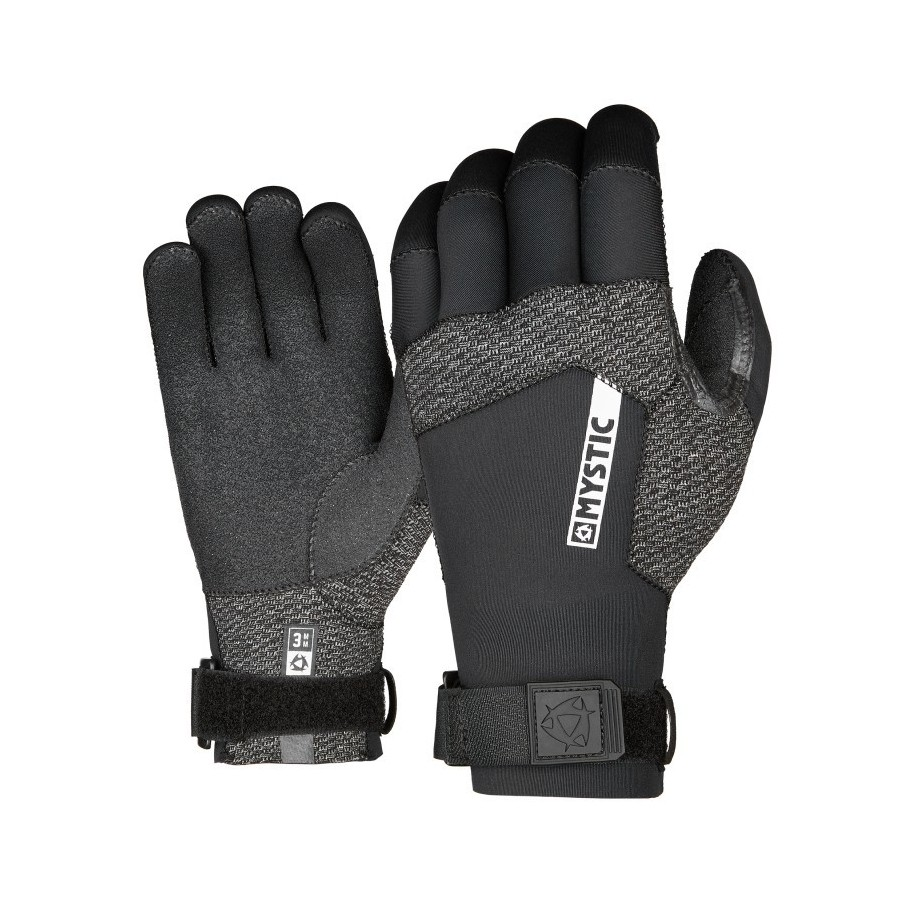 guantes en neopreno Marshall Glove 3mm 5Finger Precurved 2020 Mystic