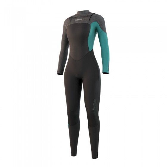 Diva Fullsuit 5/3mm Double Fzip Women 2021