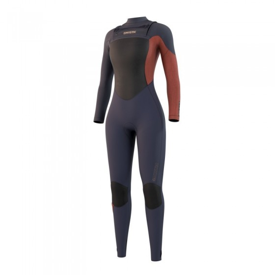 Diva Fullsuit 4/3mm Double Fzip Women 2021