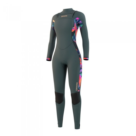 Dazzled Fullsuit 5/3mm Double Fzip Women