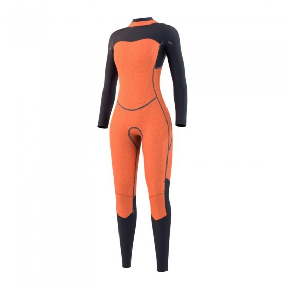 Dazzled Fullsuit 4/3mm Bzip Women 2021