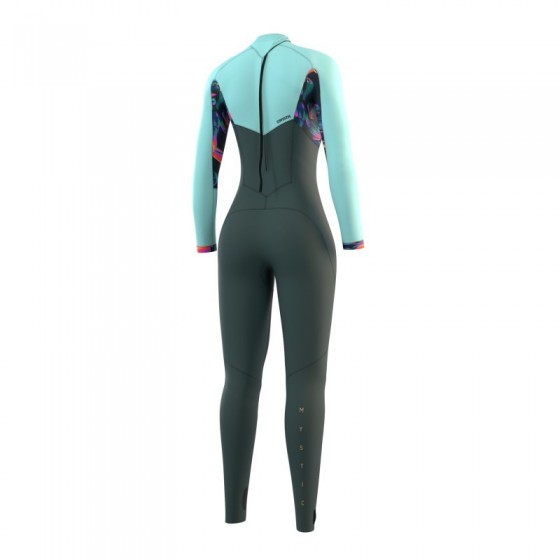 Dazzled Fullsuit 3/2mm Bzip Women 2021